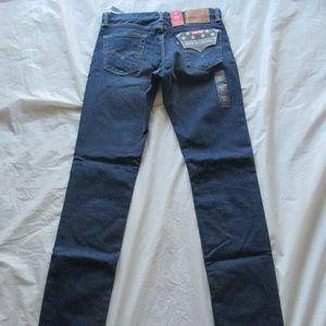 Levi's 511 Jeans 045112806 Slim White Oak Blue